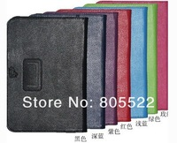 Wholesale 50pcs/lot slim hard back smart leather case for Google Nexus 10.1 mixed color DHL free shipping