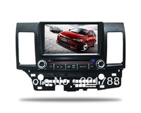 7'' Special GPS DVD For Mitsubishi LancerEX