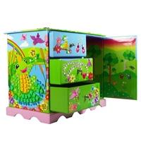 New arrivals!! (750 pieces/set) Diy mosaics toys  lucky jewelry box