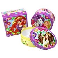 Girl birthday gift diy magic jewelry box