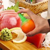 Freeshipping Manual lemon fruit sprayer juiceless mini juice sprayer Squeezer CITRUS SPRAY hand Juicer non-toxic materials