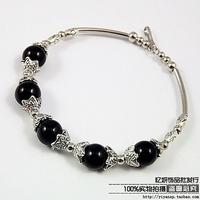 Silver jewelry bracelet fashion handmade vintage tibetan silver bracelet female