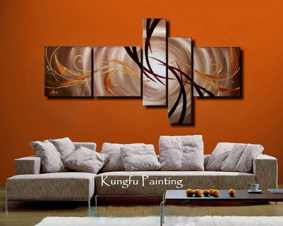 Popular kungfu painting buy cheap kungfu painting lots for Painting wall designs for living room