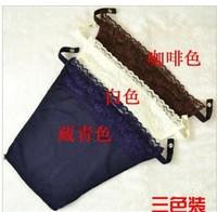 Secret Clip On Mock Camisoles Black Beige White 3 pcs  Camisecret Lace ID:2013040903