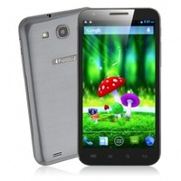 iNew I2000 Basic Smart Phone MTK6589 Quad Core 1G 4G 5.7 Inch HD IPS Screen Android 4.1- Grey, White