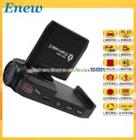 Free shipping Carcam K3000 Portable Car Camcorder DVR Camera IR Night Vision 2.0'' LCD Full HD 1080P 140 degree wide angle lens