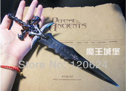 "Well-made 30cm / 12"" Frostmourne Sword World Of Warcraft Good Quality without BOX, Same Day Shipping(China (Mainland))"