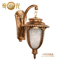 Outdoor lamp fashion wall lamp waterproof outdoor garden lights big the goalpost wall lamp