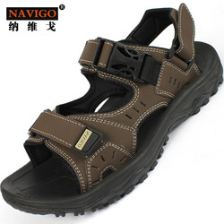 Vietnam shoes outdoor 2013 men's summer male sandals(China (Mainland))