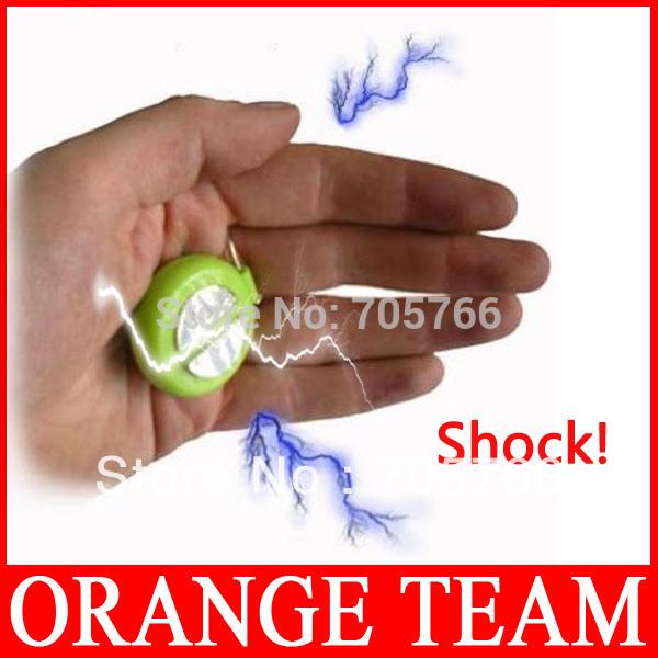 2pcs/lot Wholesale Hot Best Electric Shock Hand Buzzer Practical Joke Gag Halloween Christmas Gift Prank Toys Free Shipping(China (Mainland))