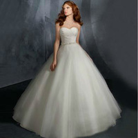 Free Shipping 2013 New Arrival Jinse Bridal Wedding Dress,Wedding Gown
