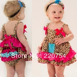free shipping 2013 new childrens baby girls stripe summer Q-dee Line Swing Top Set/kids bloomers ruffle clothing sets for baby(China (Mainland))