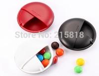 Portable Georg jensen querysystem chewing gum box kit storage pill case