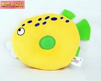 High-fidelity music nap pillow unpick and wash marine fish music pillow