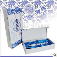 Blue and white porcelain pen lovers gift business ballpoint roller pen