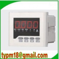 Digital meter three phase digital meter mp  meter panel meter  power factor meter ,free shiping