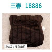 Three spring multifunctional electric heating pad heating pad cushion hand po warm feet treasure