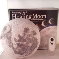 Remote control moon light wall lamp ice cream lamp juicer sexy legs bedroom lamp