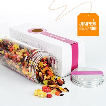 2013 new fruit tea - Paris wonderful scented tea / 150 g canned