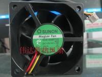 Fans home Sunon 6025 kde1206ptv2 12v 1.1w