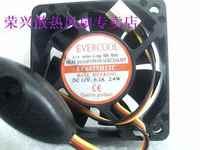 Fans home Evercool ec6025h12c 6025 fan automatic alarm function