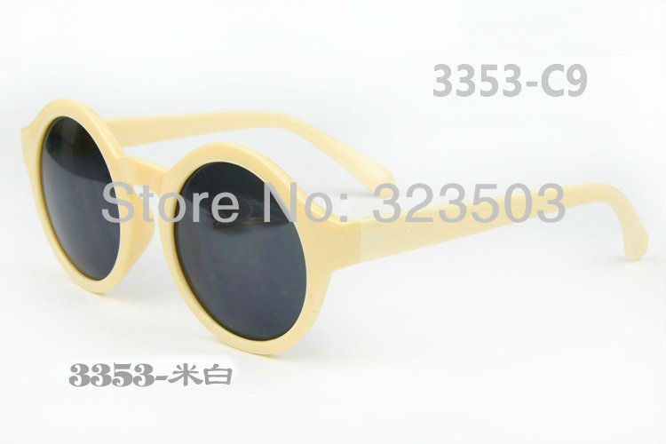 2013 personality Eyewear Retro sunglass unisex subculture resourceful summer Free Shipping Shades(China (Mainland))