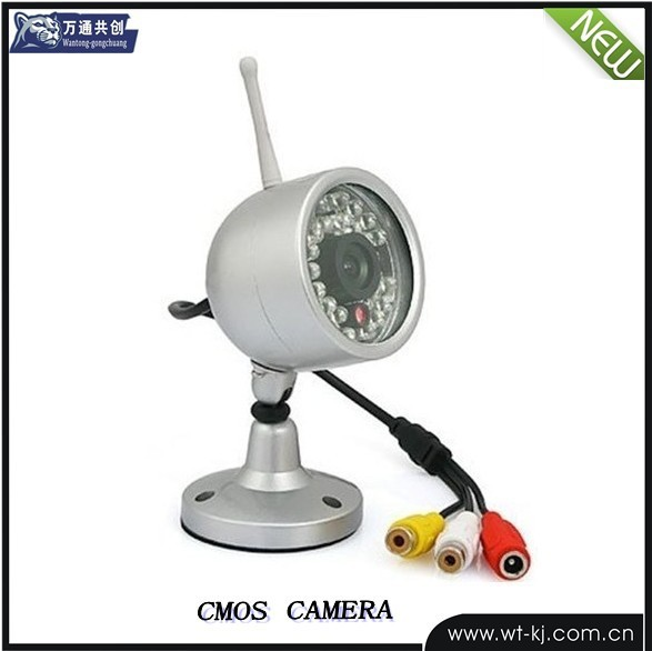 2.4ghz AV CMOS wireless camera(China (Mainland))
