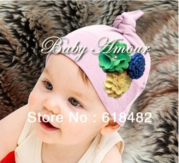 Special promotion wholesale fashion cotton baby hat,High Quality cap,infant cap ,Cheap Skull capboys,girls Free shipping