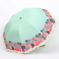 2013  sun protection umbrella structurein anti-uv umbrella one pcs Free shipping
