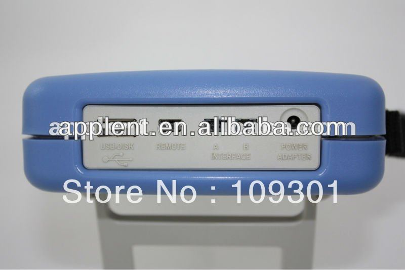 Hot Product AT518 Milli Ohm Meter for Relay Resistance Test,micro ohm meter,DC resistance meter(China (Mainland))