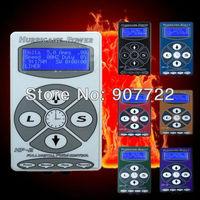 Best Quanlity Tattoo Hurricane Power Digital Tattoo Machine Gun Power Supply LCD Display 8 Colors Kits Supply Pop