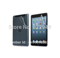 "LCD Clear Full Body Front and Back Screen Protector Film Guards For Apple iPad Mini Mini2 2 Mini3 3 7.9"""