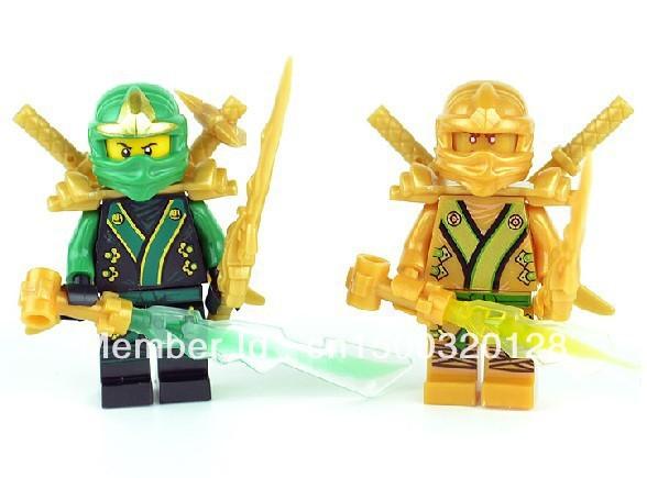 Ninjago Golden Ninja