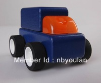 Baby Toys Eco-Friendly Wooden vehicle assembly truck Free Shipping
