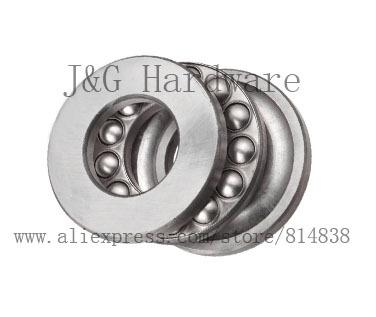 Bearing Supplies Thrust Ball Bearing Sizes 7 x 15 x 5 Miniature Thrust Bearing(China (Mainland))