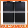 Flip Genuine Leather Case for Sony Xperia Z L36h C6603