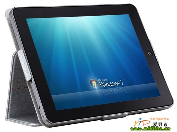 F979 tablet mid palmtop computer 9.7 win7 ips(China (Mainland))