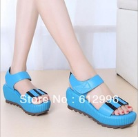 new 2013 leather sandals Rome free postage