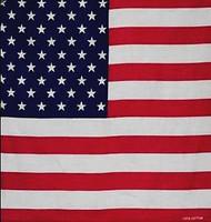 American flag hip-hop bandanas male scarf magic female hiphop ride outdoor sportswear