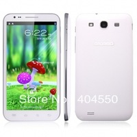 iNew I2000 Smart Phone MTK6589 Quad Core 5.7 Inch HD IPS Screen 1G 8G Android 4.1 5.0MP Front Camera -White, Grey