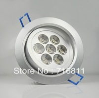 new arrival,hot sale,7W LED Ceiling Light With 7 LED Bulbs light 700LM led lamp