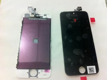 Original For iPhone 5 LCD Display Screen Touch Digitizer Assembly Black