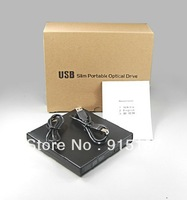 Free Shipping External USB2.0 Blu-Ray Burner optical driver 4X BD-RE DVD/CD write For Laptop PC /Desktop computer