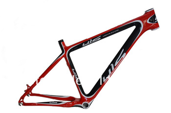 Free Shipping U-I-S Carbon Fibre Mountain Bicycle Frame
