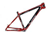Free Shipping U-I-S Carbon Fibre Mountain Bicycle Frame