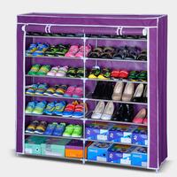 2014 double-door double 7 shoe hanger large capacity 40s-the tall boots shoe cabinet 0707c