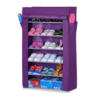 Fashion simple thickening laminating non-woven 6 40s-the waterproof shoes cabinet