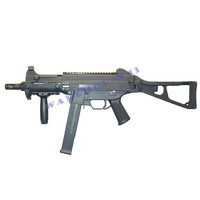 2013 new toys Free shipping! paper model HK UMP45 Submachine gun1:1 Firearms/Handmade toys waterproof colored 3d puzzles models