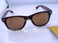Sunglasses Hot Sale Men's/Women's Sunglass turtle color A2140 glasses.