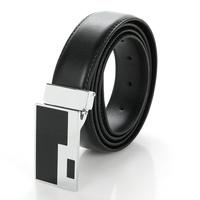 Free shipping Leather Straps Buckle Belt for Man Metal belt Danjue brand  MDZPD